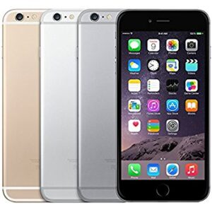Pre-owned iPhone 6 - 64Gb Silver