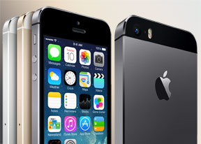 Pre-owned iPhone 5S - 32Gb Space Grey